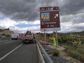 Refuerzan la señal�tica de los destinos y recursos tur�sticos de la Regi�n de Murcia
