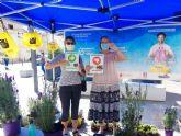 San Pedro del Pinatar se suma al Día Mundial por el Medio Ambiente con una campaña de concienciación