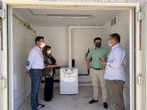 El Polideportivo de San Javier renueva toda su iluminación y calderas para convertirse en un ejemplo de eficiencia energética