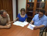 El Ayuntamiento de Molina de Segura firma una adenda al convenio de colaboración con DISMO para su desarrollar su Plan de Desarrollo Integral