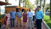 La V Muestra Artesana abrirá todos los días en el paseo marítimo de Santiago de la Ribera hasta el 28 de agosto