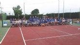Finalizan las clases en la escuela de tenis Kuore del curso 2015-2016