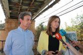 Fomento preservará el puente metálico de Archena y construirá uno nuevo en paralelo