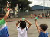 Más de 200 niños participan en las Escuelas de Verano Municipales