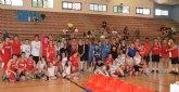 Más de 15 equipos de toda la Región participan en el I Torneo Basket Asociativo organizado por FEMAE
