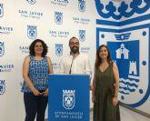 El baloncesto de alto rendimiento se da cita este fin de semana en San Javier con la Universidad Internacional del Mar