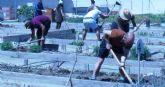 Curso formativo en agricultura ecológica en el Centro Penitenciario Murcia II