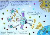 Más de treinta escolares participan en el concurso de dibujo ´Cuando tuvimos que quedarnos en casa´