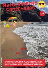 Medio Ambiente lanza el número 14 de la revista digital ´Naturalmente conectados´ relativa a los meses de verano