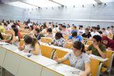 El uso de mascarilla durante la EBAU es obligatorio tanto dentro como fuera del aula