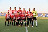 La Unión-Mar Menor B, final del play-off de ascenso a Tercera