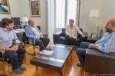 El Ayuntamiento apoya un proyecto de coordinación de los clubes de baloncesto cartageneros