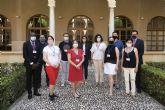 La Universidad de Murcia acoge a personal de diversas universidades internacionales durante esta semana