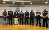Acto de homenaje y despedida a seis agentes de Policía Local  ante su jubilación