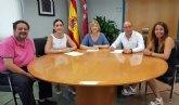 La Región es la primera comunidad de España que ofrece el servicio de perros adiestrados para proteger a las víctimas de violencia de género