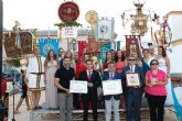 Un cupón especial del sorteo de la ONCE homenajea el XX Aniversario de las Fiestas Sodales Ibero-Romanas de Fortuna