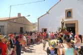 Continúan las Fiestas de Góñar con su tradicional Romería de la Virgen del Carmen