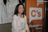 Ciudadanos Totana propone la creaci�n de grupos de apoyo gratuitos para tratar la ludopat�a