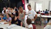 60 menores participan en XXVI edición de la Escuela de Verano de Santiago y Zaraiche