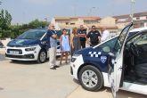 La Policía Local de San Pedro del Pinatar cuenta con 2 coches nuevos