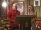 Casas Consistoriales acoge la 'Geometría del color' de Rafael Richart hasta el 14 de septiembre