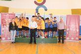 El programa de Deporte Escolar ofertado por la Concejal�a de Deportes ha registrado, en su �ltima edici�n, una participaci�n de 2.069 escolares de los diferentes centros de enseñanza