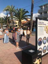 La exposición interactiva ´La pandilla salada, descubriendo el Mar Menor´ recorrerá los municipios ribereños en agosto