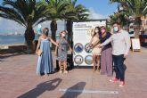 La exposición interactiva 'La pandilla salada, descubriendo el Mar Menor' recorrerá los municipios ribereños