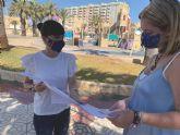 La Comunidad invertirá 325.000 euros en la recuperación dos espacios para el ocio saludable en La Manga