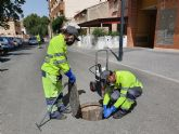 El Ayuntamiento de Lorca continúa con la segunda campaña de control de plagas de roedores y cucarachas en barrios y pedanías del municipio