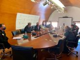 El concejal de Seguridad Ciudadana de Lorca destaca la buena coordinación entre los Cuerpos y Fuerzas de Seguridad durante el año y medio que llevamos de pandemia