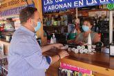 Los chiringuitos repartirán 1.500 ceniceros biodegradables para los usuarios de las playas