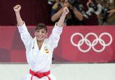 Sandra Sánchez completa la triple corona en Tokio