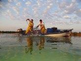 ANSE evalúa la extracción de especies exóticas invasoras a través de la pesca artesanal en El Hondo