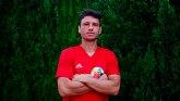 Rubén Sánchez, un trotamundos del fútbol con las maletas siempre preparadas