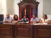 El PSOE constituye un frente común entre municipios para exigir la puesta en marcha del Consejo de Salud del área III