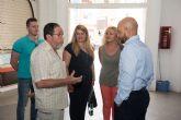 Mercasa elabora un estudio para renovar la plaza de abastos de Puerto de Mazarr�n