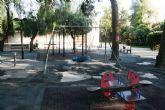 Las obras de rehabilitaci�n del �rea de juegos infantiles del parque municipal Marcos Ortiz comienzan a lo largo de este mes de septiembre
