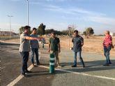 El Ayuntamiento acondiciona las instalaciones del Radar de Torre Pacheco