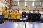 Campeonatos de Espa�a de Tenis de Mesa en edad escolar