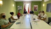 El Ayuntamiento de Puerto Lumbreras vuelve a reforzar la seguridad vial en la entrada y salida de los centros educativos con motivo del inicio del curso