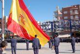 Alcantarilla celebrará el próximo viernes, 7 de octubre, el Acto de Homenaje a la Bandera, enmarcado dentro de la celebración del Día de la Hispanidad