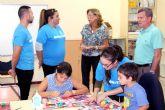 El colegio Los Antolinos alberga un aula matinal destinada a conciliar la vida familiar y laboral