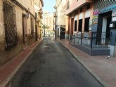 Procederán a la pavimentación de varias calles del casco urbano que se encuentran muy deterioradas