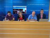 El Ayuntamiento de Molina de Segura pone en servicio la nueva página web del Museo del Enclave de la Muralla