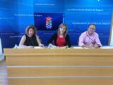 El Ayuntamiento de Molina de Segura firma un convenio de colaboración con la Asociación Hogar Compartido para el proyecto de vivienda colectiva