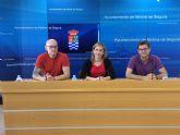 El Ayuntamiento de Molina de Segura firma un convenio con la Asociación No te prives para la realización de actividades de sensibilización contra la LGTBIfobia