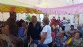 Familia financia con más de un millón de euros la atención a las personas mayores en Ceutí
