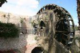 Huermur consigue la protección del acueducto de la Rueda de Alcantarilla y un entorno mayor que 30 campos de fútbol