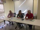 Molina de Segura acoge una jornada informativa sobre el Plan de Formación de la Escuela de Formación e Innovación de la Administración Pública de la Región de Murcia (EFIAP)